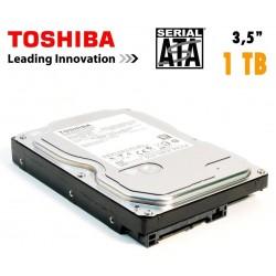TOSHIBA DT01ACA100  1TB, 3.5'', 7200 rpm