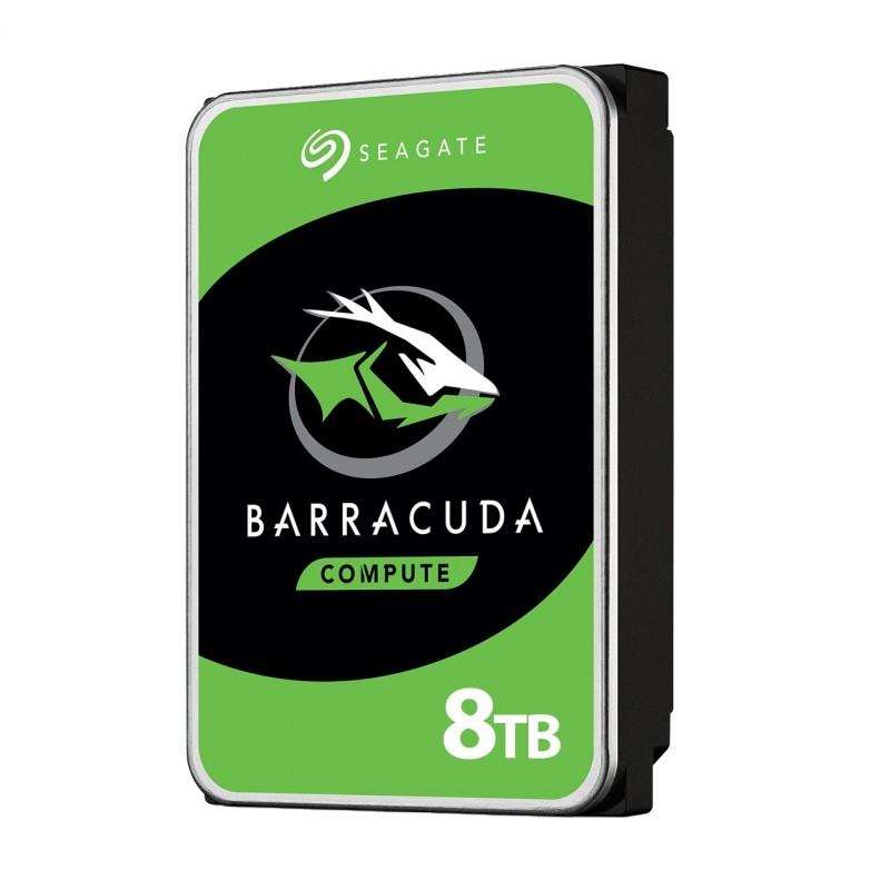 Seagate BarraCuda, 8TB, SATA, HDD,...