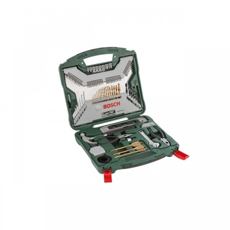 Bosch Set X-Line Titanium, 103 pz....