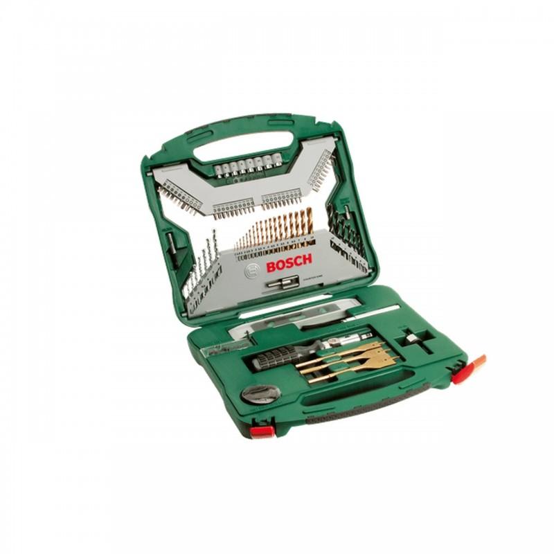Bosch Set X-Line Titanium, 100 pz....
