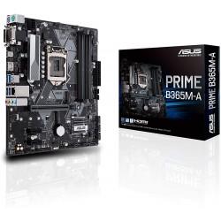 ASUS Prime B365M-A, Scheda...