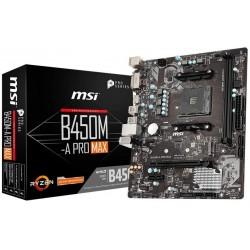MSI B450M-A PRO MAX AMD...